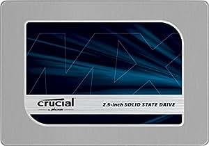 """Crucial MX200 SSD interno, 1 TB, 2.5"""" SATA 7 mm (con adattatore 9,5 mm)"""