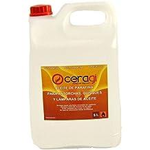 Ceragi Garrafa 5 litros aceite de parafina