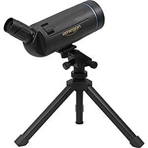 Omegon 25-75x 70mm spotting scope for nature watchers