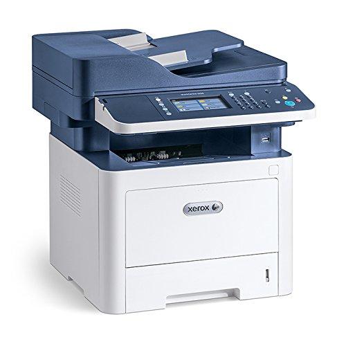 Xerox WorkCentre 3345Laser A4WiFi blau, weiß–Multifunktionsgerät Laser Mono Printing, Mono Klang der, Mono Scanning, 80.000Seiten pro Monat, copiar, Buchdruck