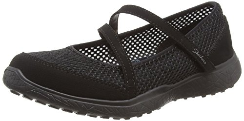 Skechers Damen Microburst Mary Jane Halbschuhe