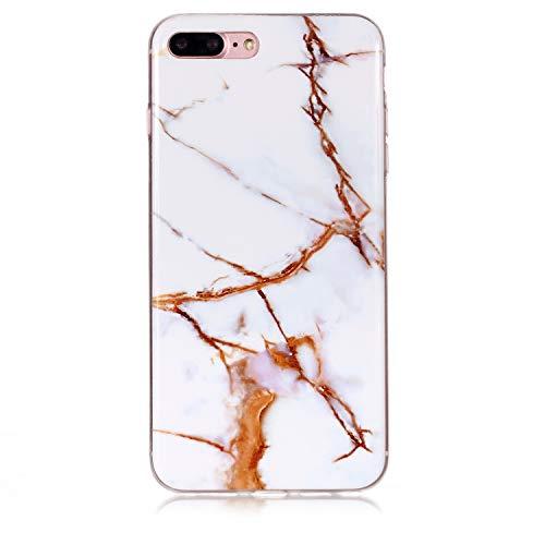 Tosim [iPhone 7 Plus] / [iPhone 8 Plus] Hülle Soft Flex Silikon, Handyhülle Stossfest Kratzfest Weich Schutzhülle Cover Case für Apple iPhone 7Plus / 8Plus (5,5 Zoll) - TOYHU230072#12