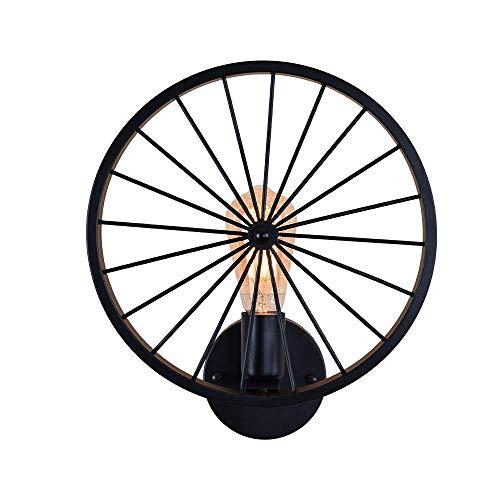 M-zmds Luces de la lámpara de Pared de la Rueda de la Bicicleta ...