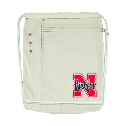 ncaa-nebraska-cornhuskers-old-school-cinch-backpack-brown