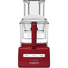 Magimix CS 5200 XL Premium 1100W 3.6L Rosso robot da cucina
