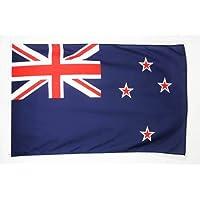 AZ FLAG Bandera de Nueva Zelanda 250x150cm - Gran Bandera NEOZELANDÉSA 150 x 250 cm