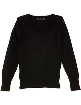 Trutex Limited Mädchen Pullover, Einfarbig