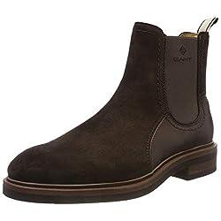 gant men's martin chelsea boots - 4171kW1cQfL - Gant Men's Martin Chelsea Boots