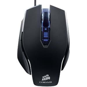 Corsair Vengeance M60 Performance FPS Souris laser gaming 5700 dpi 8 boutons USB