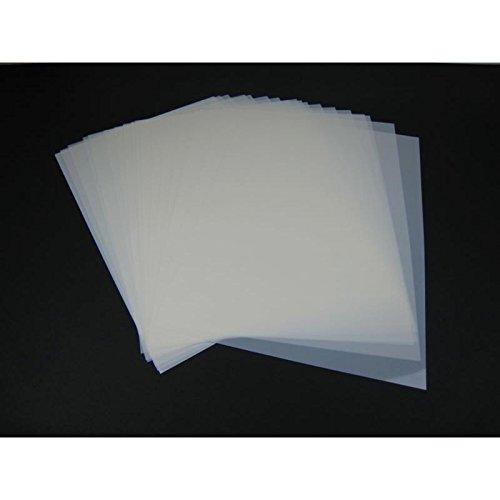 Mylar Airbrush Schablonen Material DIN A2 Folie Mylarfolie 20 Stück