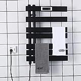 mural sèche-serviettes chauffe-support Radiateur de salle de bains sèche-linge...