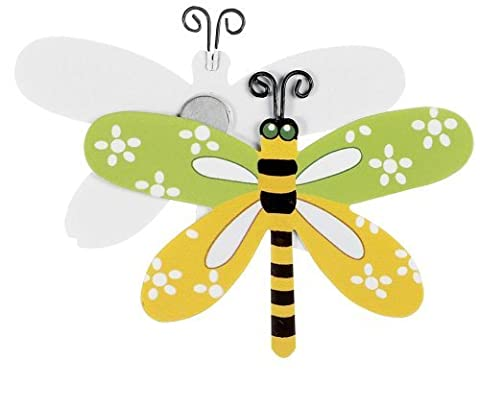 Dragonfly Hole Cover - Ganz Screen Door Saver (Dragonfly) by Ganz