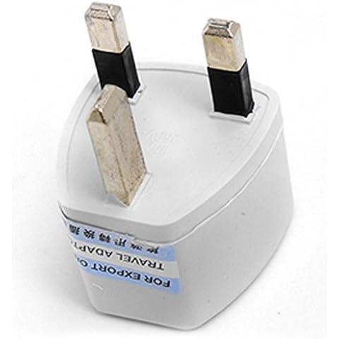 SaySure - Europe US to UK Power Adapter Converter Wall Plug Socket