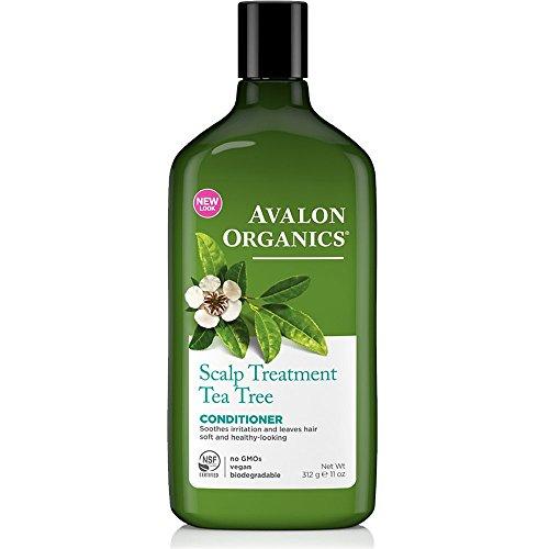 Avalon Organics Tea Tree Scalp Treatment Conditioner 312 g -