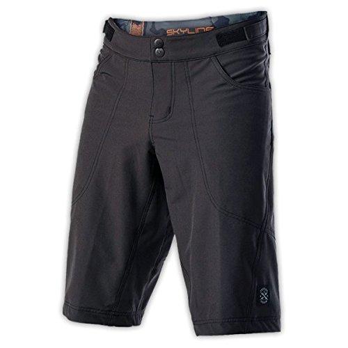 Troy Lee Designs-Pantaloni corti Skyline da ragazzi (2015) nero nero 61 cm