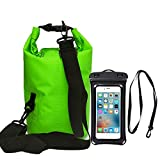 10L Waterproof Drying Bag, Adjustable Shoulder