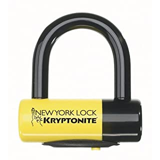 Kryptonite NY Disc Liberty, Jaune/Noir