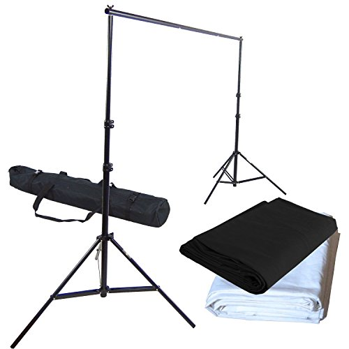 dynasun-kit-fs901-w601-w602-support-de-fond-professionnel-3mt-jumbo-version-avec-fond-tissu-blanc-et