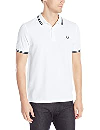 Fred Perry Slim Fit Twin Tipped Shirt, Polo