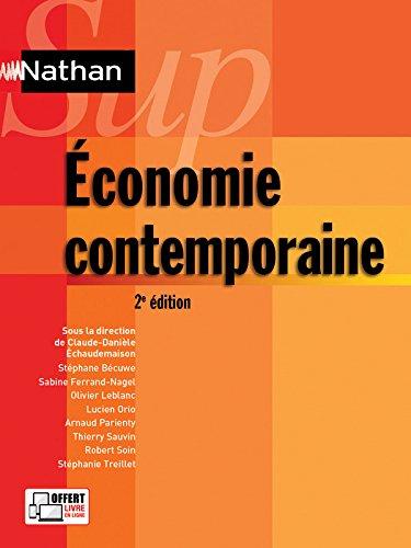 Économie contemporaine par Stéphanie Treillet