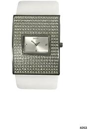 Seksy Damen-Armbanduhr Analog Quarz 4053.37
