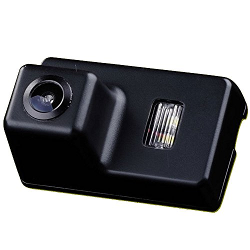 Backup Camera Rückfahrkamera 170 Grad Winkel Wasserdicht Nachtsicht Auto Einparkhilfe Rückfahrsystem für Peugeot Partner Tepee 206 207 306 307 308 406 407