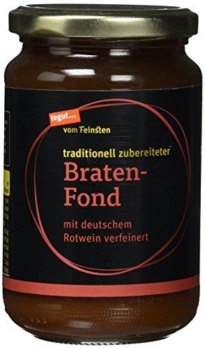 Tegut vom Feinsten Braten-Fond, 350 ml