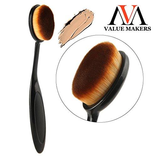 value-makers-fondazione-spazzolino-curve-liquido-blending-brush-pro-trucco-estetica-faccia-polvere-f