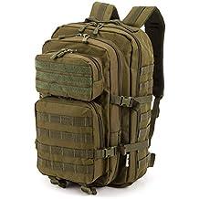 Mochila del ejército de los Estados Unidos, 50 litrosLitros., color Verde oliva,