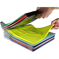 Umydeal Organiseur de placards et Chemise fichier Taille standard (10 Pack)