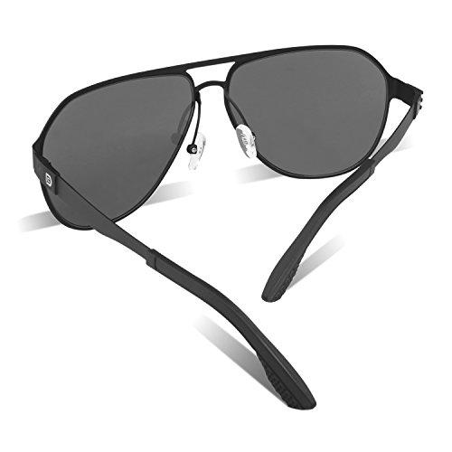 Duco lunettes de moto polarisees 5