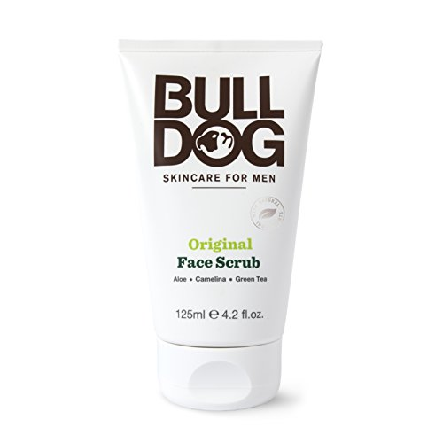 Bulldog Natural Skincare Original Face Scrub, 1er Pack (1 x 100 ml)