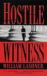Hostile Witness by William Lashner (1996-10-21)