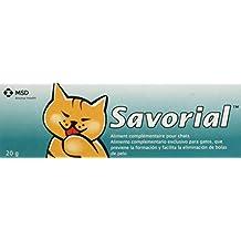 Savorial Complément Alimentaire en cas d'ingestion de boules de poils pour chat 20g