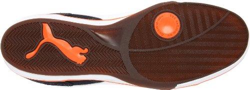 Puma Wos Asha Alt 2 Jersey Chaussures Dark Navy/White/Team Orange