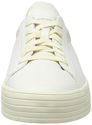 Esprit Sita, Sneakers Basses Femme Blanc (100 White)