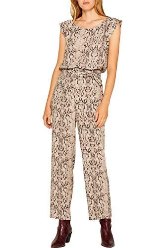 ESPRIT Collection 089eo1l002 Mono, Marrón (Taupe 240), 40 (Talla del Fabricante: 38) para Mujer
