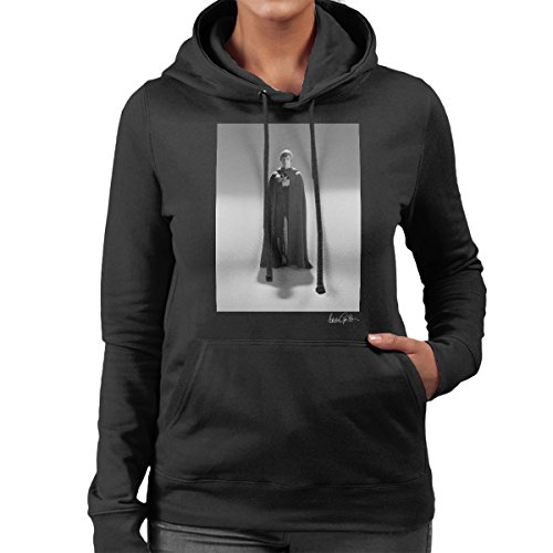 Brian Griffin Official Photography - Star Wars Behind The Scenes Luke Skywalker Women's Hooded Sweatshirt