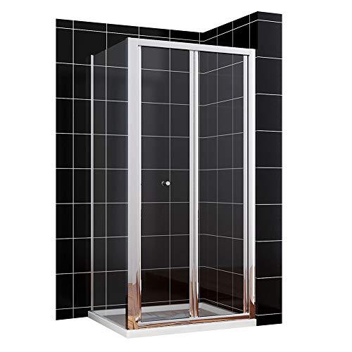 Duschkabine/Duschabtrennung aus Einscheiben-Sicherheitsglas eckdusche 70x90 von sunnyshowers