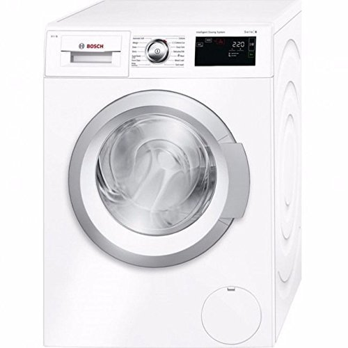 Bosch WAT28661GB A+++ Rated 8kg 1400 5 Programmes Spin Washing Machine in White