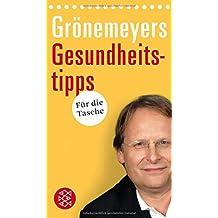 Grönemeyers Gesundheitstipps für die Tasche