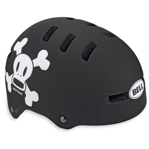 Bell Fahrradhelm Faction, matte black/white paul frank skull, 58-63 cm, 210027042