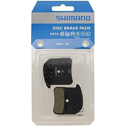 Shimano 8VT98010 - Pastillas F.d.m820 Saint Resina Refriger