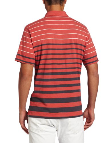 Horny Toad Herren FOSTER Polo Mineral Red