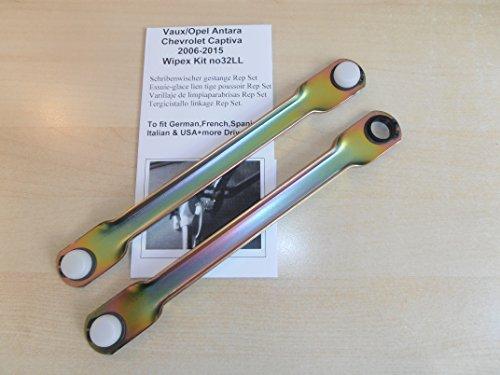 Wischergestange Rep Set Wipex Kit No32LL -