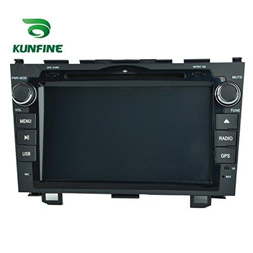 Kunfine 8 Zoll Touchscreen Android Autoradio GPS Navigation Multimedia-Player Auto Stereo für Honda CR-V 2006 2007 2008 2009 2010 2011 … (Android 7.1) (Auto Stereo-crv)