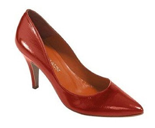 DAVID BRAUN Pumps, Scarpe col tacco donna Rosso (Koralle)