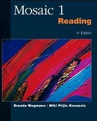 Mosaic 1 Reading (Mosaic I) (No. 1) by Brenda Wegmann (2001-09-01)