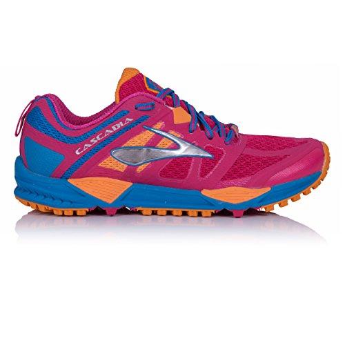 Brooks Cascadia 11 Women's Trail Laufschuhe - 39 (Brooks Schuh Damen)