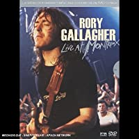 Rory Gallagher : Montreux 1975, 1977, 1979, 1985 et 1994 - Coffret 2 DVD